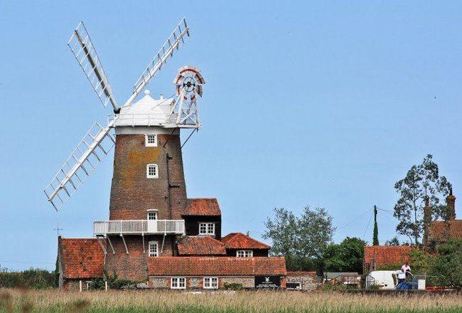 Cley Windmill Boutique B&B, Cley next the Sea, Norfolk