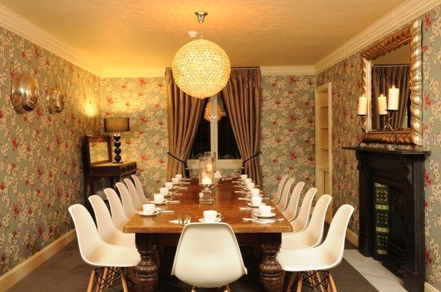 Brooks Hotel, Edinburgh - Dining Room