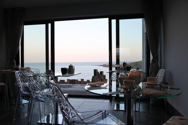 Pebble House Luxury B&B, Cornwall - Breakfast Room