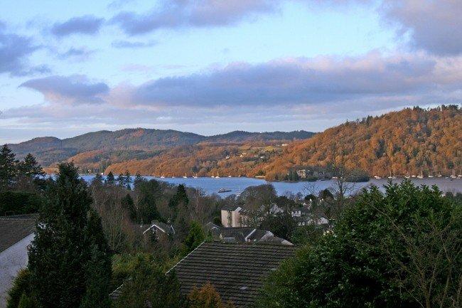 Blenheim Lodge Luxury B&B, Cumbria - View