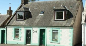 Wyvis Boutique B&B, Tillicoultry, Stirling, Scotland - Exterior I