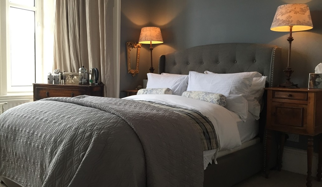 Create you very own boutique bedroom - Boutique & Breakfast