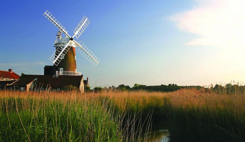 Cley Windmill Boutique Amp Breakfast