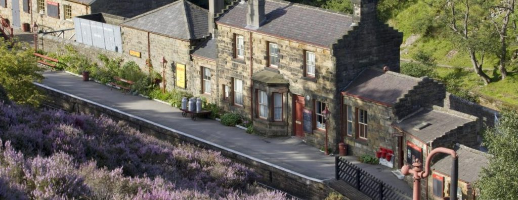 Goathland is a beautiful village nestled within the Yorkshire Dales