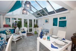 Conservatory – Sample stunning home cooked dishes at the Westleigh, Devon