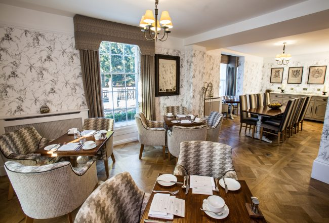 Arden House exclusive hire for intimate weddings or family events