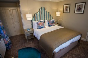 Arden House's luxurious bed and breakfast guest rooms