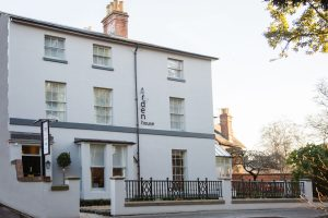 Arden House situated in the heart of Stratford on Avon