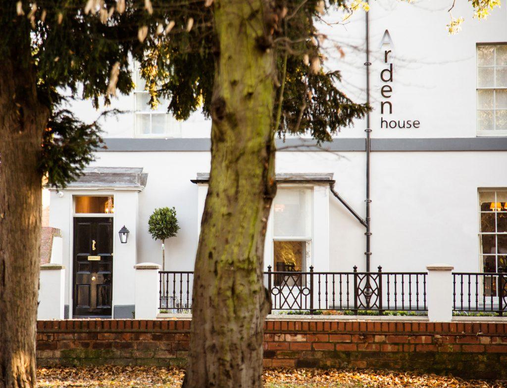 Luxury B Amp B In Stratford Upon Avon Arden House Boutique