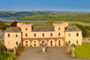 Pentillie Castle Luxury Boutique B&B and Wedding Venue, Cornwall