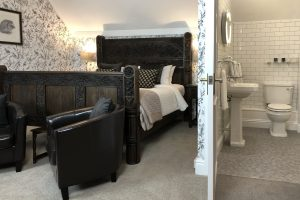 Boutique Bedroom in North Devon