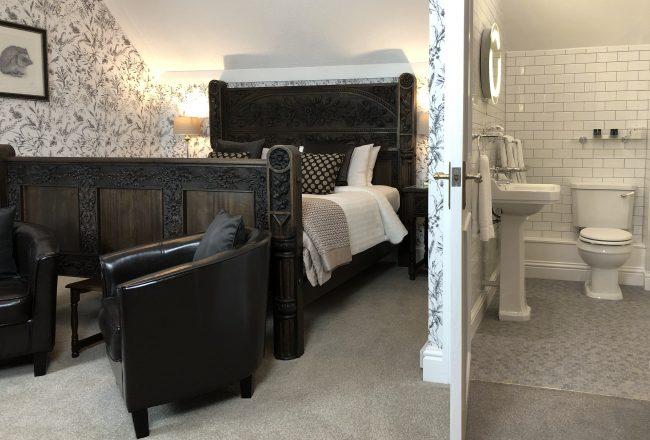 Boutique Bedroom in North Devon