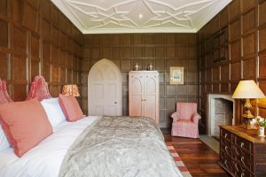 The stunning Bhurtpore Room as a kingsize