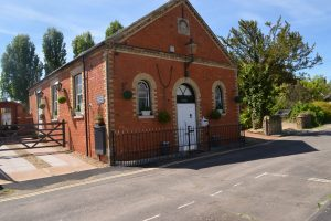 The Old Chapel is a restored Wesleyan Chapel dating back to 1879