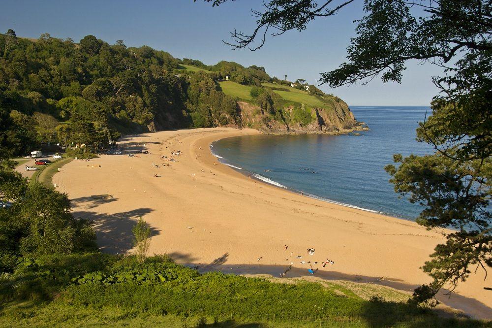 Blackpool Sands best beaches Devon