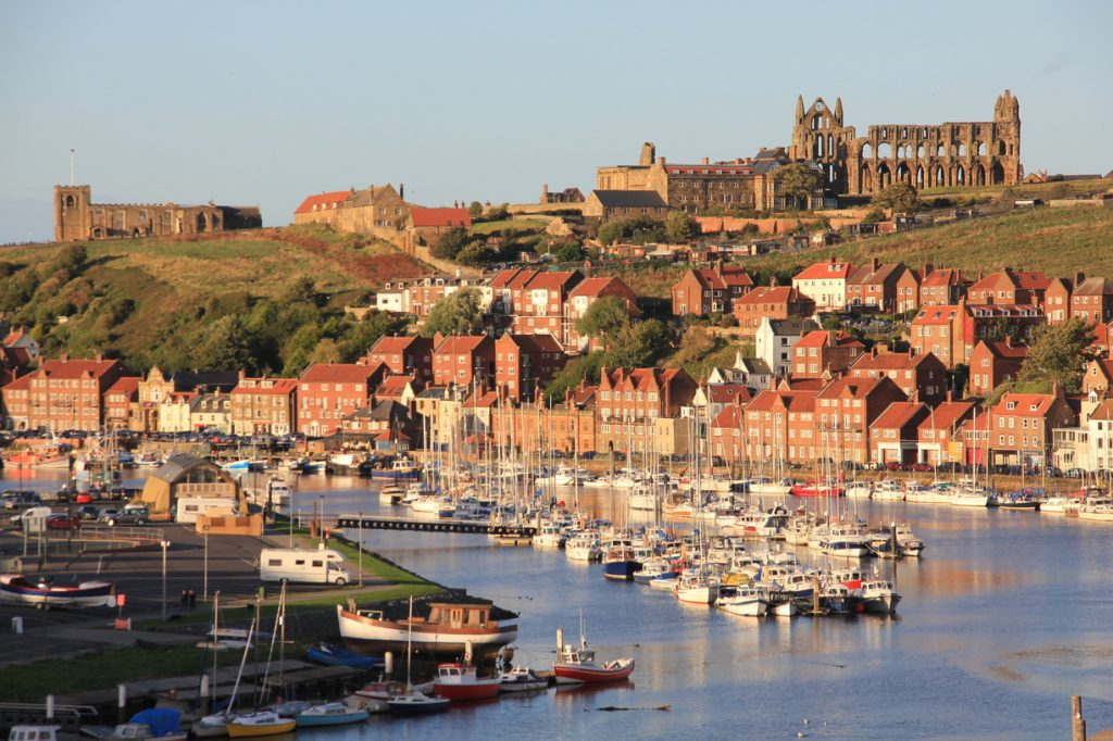 whitby harbour top things to do in Whitby