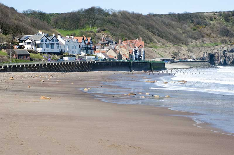 sandsend beach top things to do in Whitby
